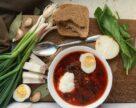 Український борщ потрапив до списку найсмачніших супів світу