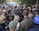 «Рустави Азот» остановлен из-за забастовок