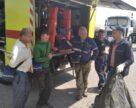 Укрхімтрансаміак відпрацював дії команди рятувальників при НП
