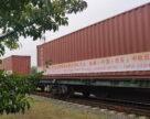 Українська продукція залізницею відправляється до Китаю