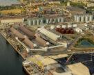 Порт «Ніка-Тера» почав прийом шроту нового врожаю