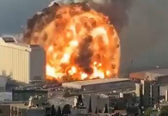 бейрут взрыв в бейруте